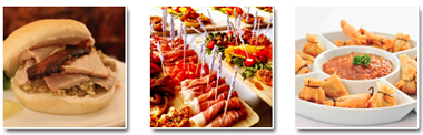 Range of Delicious Menus by Hog Roast Wales